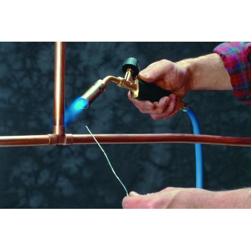 Pompa dissaldante e saldatura per stagno in alluminio. Aerzetix